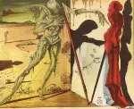 Salvador DALI Don Kichote z Manczy, ks. IV/X, 1946
