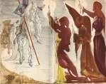 Salvador DALI Don Kichote z Manczy, ks. IV/XXII, 1946