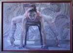 Małgorzata MAĆKOWIAK Odpoczynek baletnicy