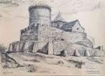 Irena NOWAKOWSKA-ACEDAŃSKA Zamek w Będzinie