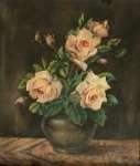 Adam DOBROWOLSKI Kwiaty