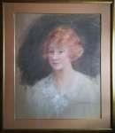 Teodor AXENTOWICZ Portret kobiety