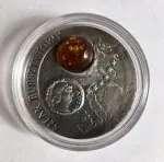Moneta 20 złotych Szlak bursztynowy