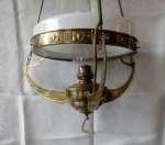 Lampa wisząca Secesja