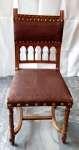 Koplet krzeseł - 6 szt.