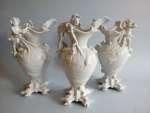 Zestaw wazonów dekoracyjnych Scheibe-Alsbach