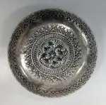 Miseczka srebrna orientalna