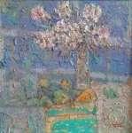 Ryszard MAMIS Martwa natura z kwiatami