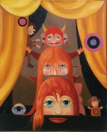 Teatr lalek: Poranek dla dzieci