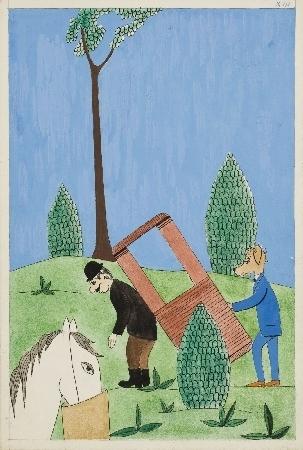 111. Woźnica i pies