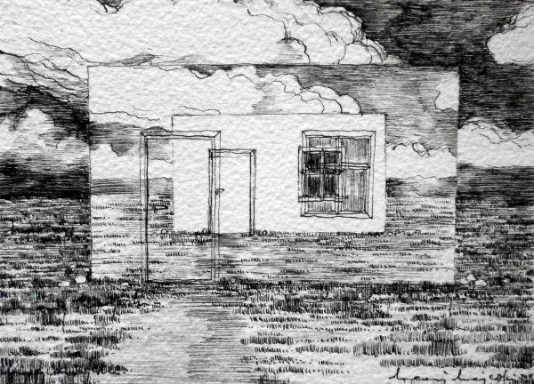 Ręczna Wytwórnia Kartek Pocztowych - Dom