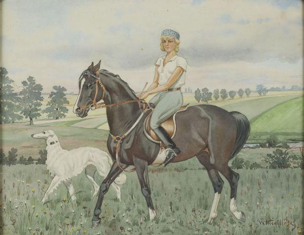Przejażdżka konna