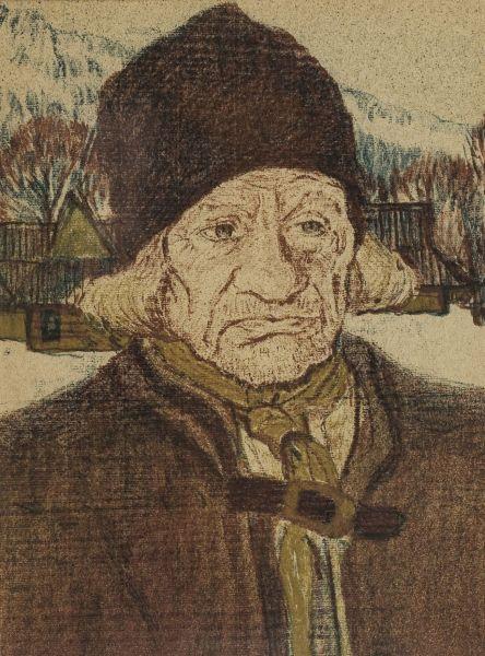 Portret górala
