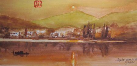 Hangzsou Jezioro Xi Hu