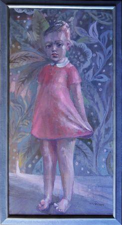Z cyklu Bajkowe Dzieci - Różowa panienka
