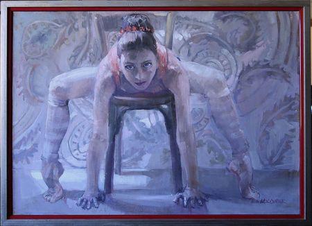 Odpoczynek baletnicy