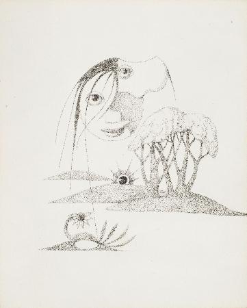34. Kompozycja z kwiatkiem