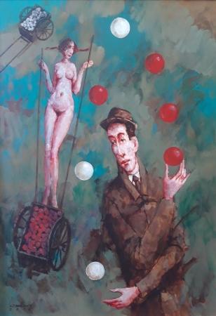 Żongler, 2018