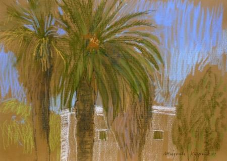 Palmy w Possidoni