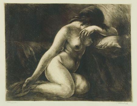 Akt kobiety