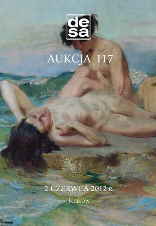 Aukcja 117 - Malarstwo, grafika, fotografia, rzemiosło artystyczne