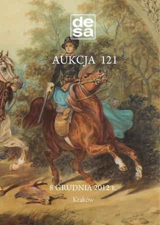 Aukcja 121 - Malarstwo, grafika, fotografia, rzemiosło artystyczne