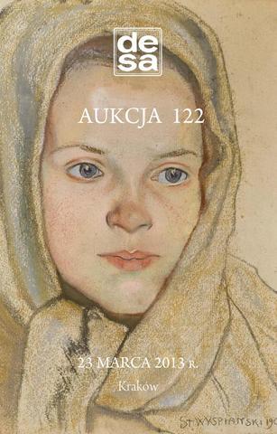 Aukcja 122 - Malarstwo, grafika, fotografia, rzemiosło artystyczne