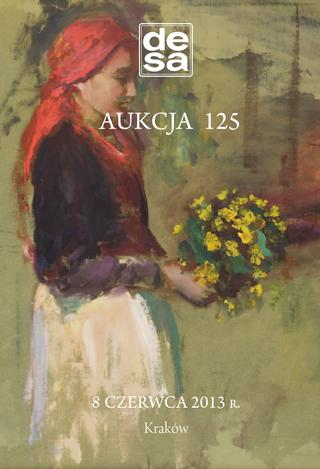 Aukcja 125 - Malarstwo, grafika, fotografia, rzemiosło artystyczne