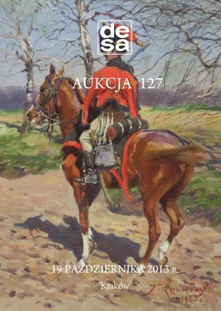 Aukcja 127 - Malarstwo, grafika, fotografia, rzemiosło artystyczne