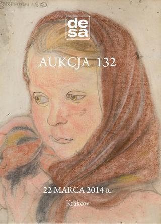 Aukcja 132 - Malarstwo, grafika, fotografia, rzemiosło artystyczne