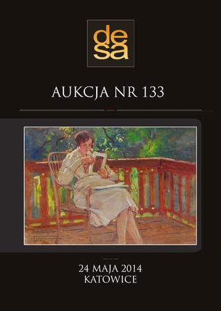 Aukcja 133 - Malarstwo, grafika, fotografia, rzemiosło artystyczne