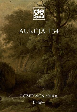 Aukcja 134 - Malarstwo, grafika, fotografia, rzemiosło artystyczne
