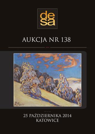 Aukcja 138 - Malarstwo, grafika, fotografia, rzemiosło artystyczne