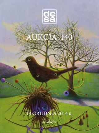 Aukcja 140 - Malarstwo, grafika, fotografia, rzemiosło artystyczne