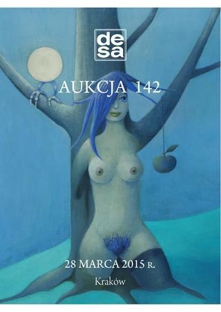 Aukcja 142 - Malarstwo, grafika, fotografia, rzemiosło artystyczne