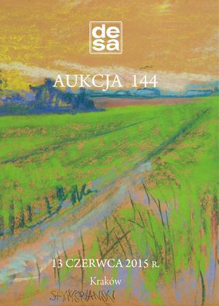 Aukcja 144 - Malarstwo, grafika, fotografia, rzemiosło artystyczne