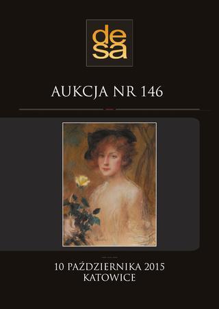 Aukcja 146 - Malarstwo, grafika, fotografia, rzemiosło artystyczne