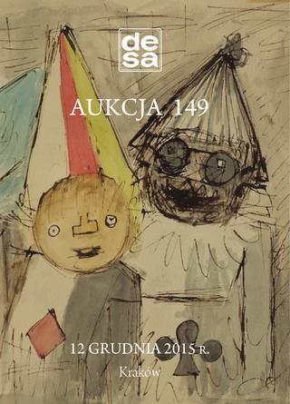 Aukcja 149 - Malarstwo, grafika, fotografia, rzemiosło artystyczne