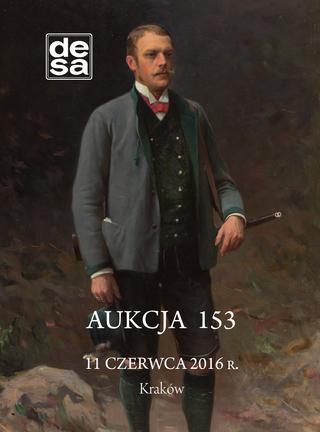 Aukcja 153 - Malarstwo, grafika, fotografia, rzemiosło artystyczne