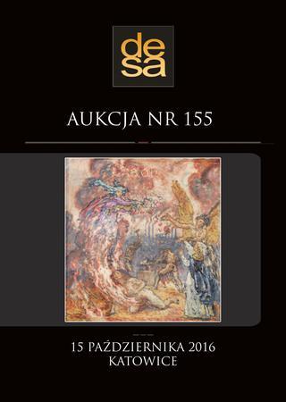 Aukcja 155 - Malarstwo, grafika, fotografia, rzemiosło artystyczne