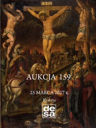 Aukcja 159 - Malarstwo, grafika, fotografia, rzemiosło artystyczne