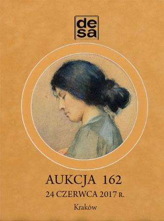 Aukcja 162 - Malarstwo, grafika, fotografia, rzemiosło artystyczne