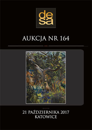 Aukcja 164 - Malarstwo, grafika, fotografia, rzemiosło artystyczne