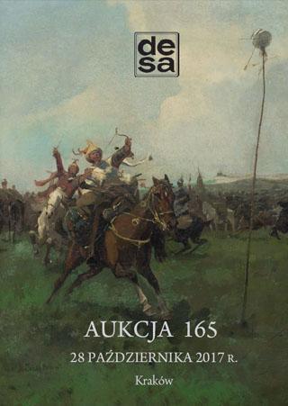 Aukcja 165 - Malarstwo, grafika, rzemiosło artystyczne