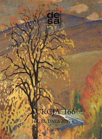Aukcja 166 - Malarstwo, grafika, rzemiosło artystyczne