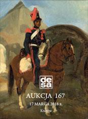 Aukcja 167 - Malarstwo, grafika, rzemiosło artystyczne