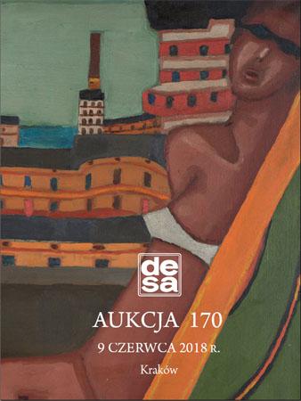Aukcja 170 - Malarstwo, grafika, rzemiosło artystyczne