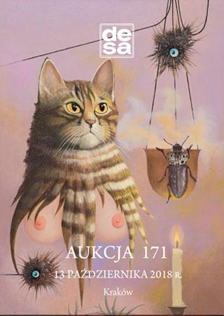 Aukcja 171 - Malarstwo, grafika, rzemiosło artystyczne