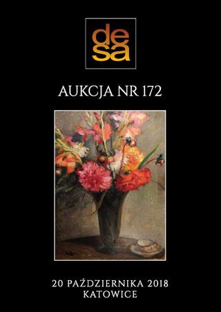 Aukcja 172 - Malarstwo, grafika, fotografia, rzemiosło artystyczne