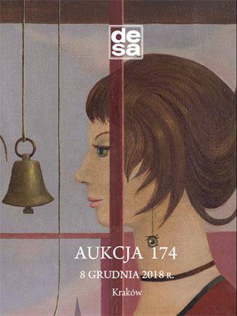 Aukcja 174 - Malarstwo, grafika, rzemiosło artystyczne